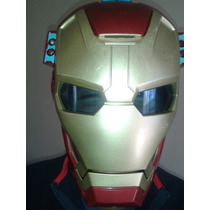 Iron-man Mascara Ajustable / 2012 Marvel
