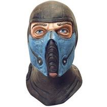 Mascara De Subzero Mortal Kombat Para Adultos, Envio Gratis