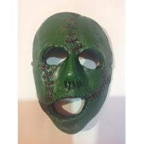 Máscara Fibra De Vidrio,slipknot, Halloween, Corey Taylor
