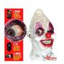 Mascara De Látex Animada Con Tu Celular - Payaso Crazy Clown