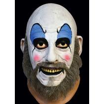 Mascara Capitan Spaulding Halloween Disfraz Payaso Importada