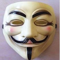 Mascara V De Venganza Vendetta Anonymous