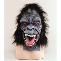 Gorila Traje - Mono Mono Overhead De Halloween De Disfraces