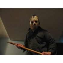 Mascara Halloween Jason Voorhees Viernes 13 Disfraz Terror