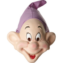 Mudito Traje - Disney Blancanieves Máscara Enano Vestido De