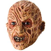 Freddy Krueger Traje - Mascarilla De Halloween De Disfraces