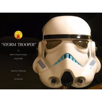 Mascara Casco Stormtrooper Deluxe Star Wars Completa Adulto