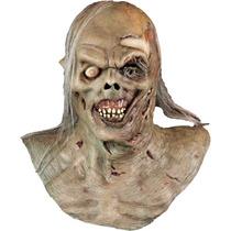 Mascara Water Zombie Unitalla Adulto Disfraz Halloween