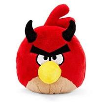 Angry Birds Seasons 5 Pulgadas De Halloween Pájaro Rojo Diab