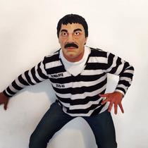 Disfraz Del Chapo Guzman Original Máscara Y Playera