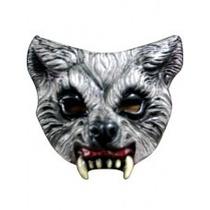 Máscara Wolf - Látex Disfraz De Halloween Scary Soft
