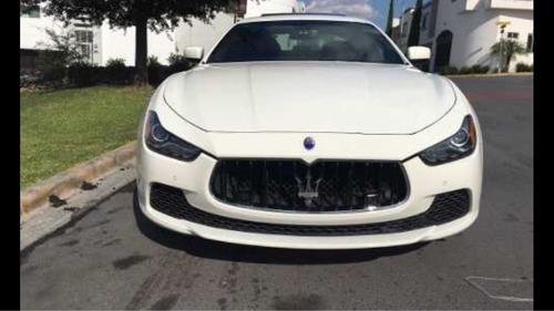 Maserati Ghibli Ghibli Sq4 2014