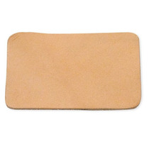 Hebilla Insertar - Cuero Rectángulo Leathercraft Decorativo
