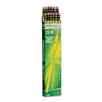 Entubado-madera Dixon Ticonderoga Pencils # 2 Hb Caja Amaril