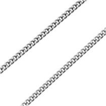 Cadena De Acero Inoxidable 1.8mm En Collar Sin Fin 24