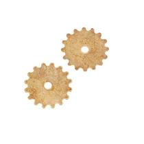 Bronce Para Estampar Antiguo Engranaje Steampunk Pequeño