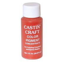 Castin Craft Tintura Pigmento Rojo Para Resina Expoxy 1 Onza