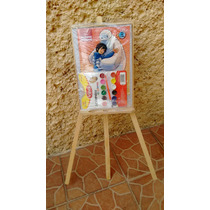 Caballete Infantil Ideal Para Pintar