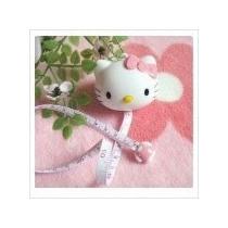 Llavero De Cinta Metrica Hello Kitty 1m