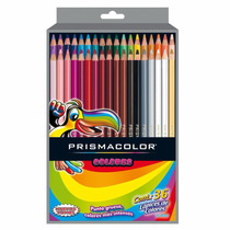 Lapíces De Colores Prismacolor 36- Nuevo Original