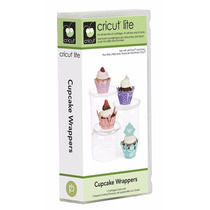 Cartucho Cricut - Cupcake Wrappers Cartridge