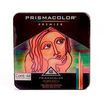 Colores Prismacolor Premier Estuche Con 48 Colores