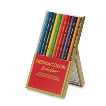 Colores Prismacolor Scholar Cja C/12 Colores Berol De Varios