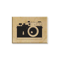 Sello Para Scrapbook Camara Fotografica