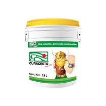 Pintura Antigraffiti Ab L-600 20lts Curacreto Color Brillant