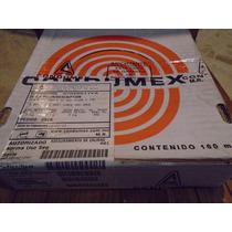 Rollo Cable Calibre 12 Desnudo Condumex