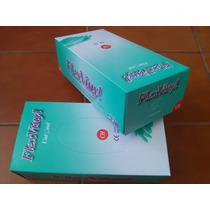 Guantes Uni Seal Flex Vinyl Ch (caja De 10)