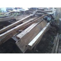 Madera Usada De Recuperacion De Construccion