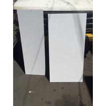 Tablas De Panelart Blanco 2/c De 1.20 Cm Largo X 40 Cm Ancho