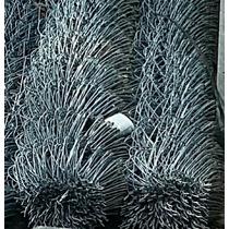 Rollo De Malla Ciclónica Cal.10.5, 2m Altura X 20m Largo
