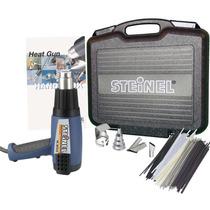 Soldadura Kit Para Soldar Steinel 34854 Plastico Pistola Hm4