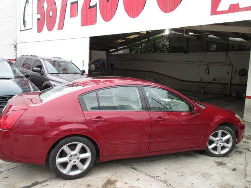 Nissan Maxima 2004 Se Aut Elec Cd 6 Cil