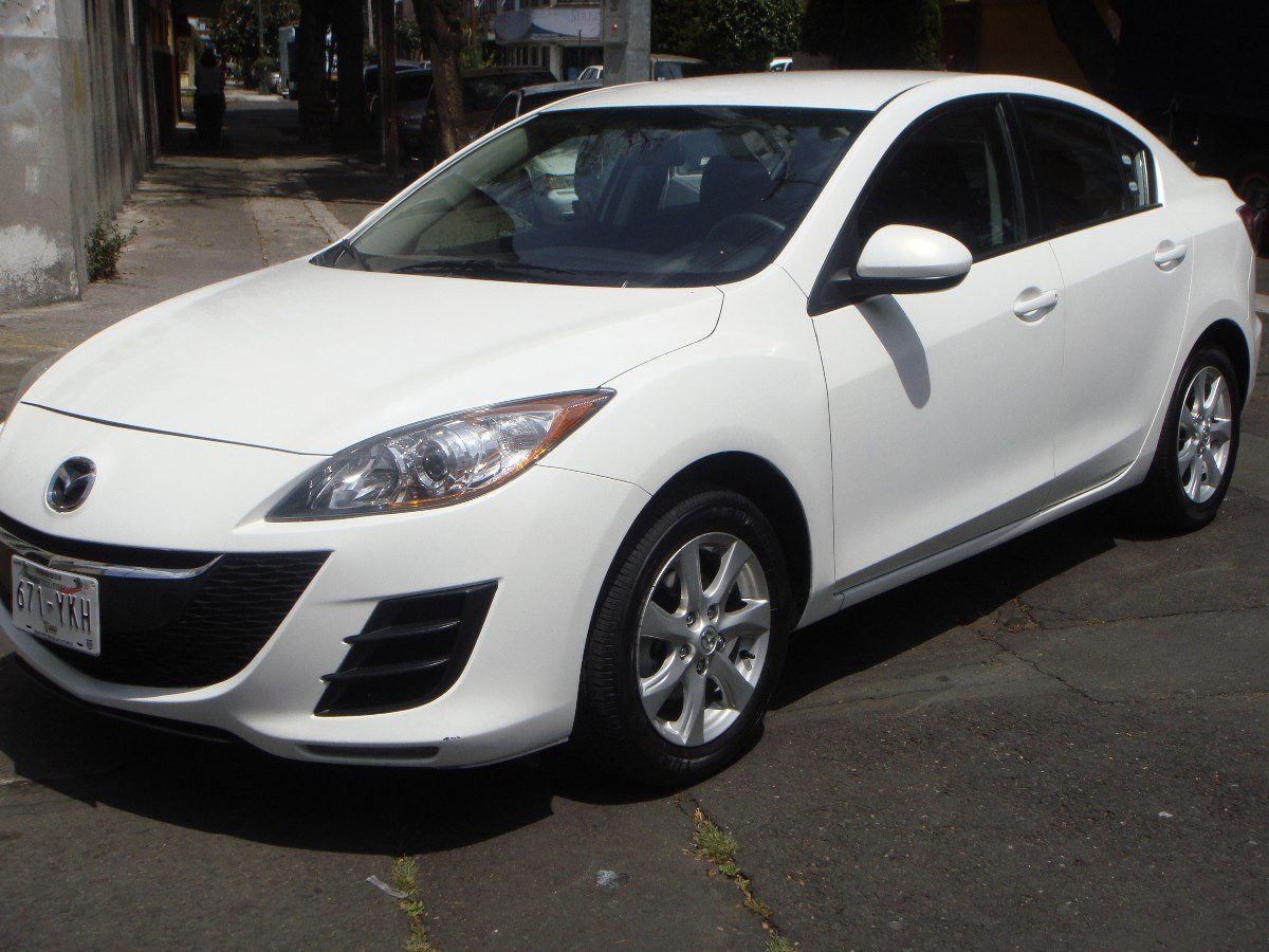 pin 2010 mazda 3 sport white on pinterest. Black Bedroom Furniture Sets. Home Design Ideas