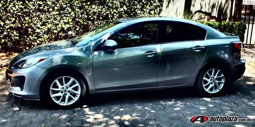 Mazda Mazda 3 2012 4p S 2.5l Aut Grand Touring Q/c Abs R-17