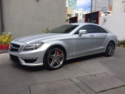 Mb Cls 63 Amg Año:2012