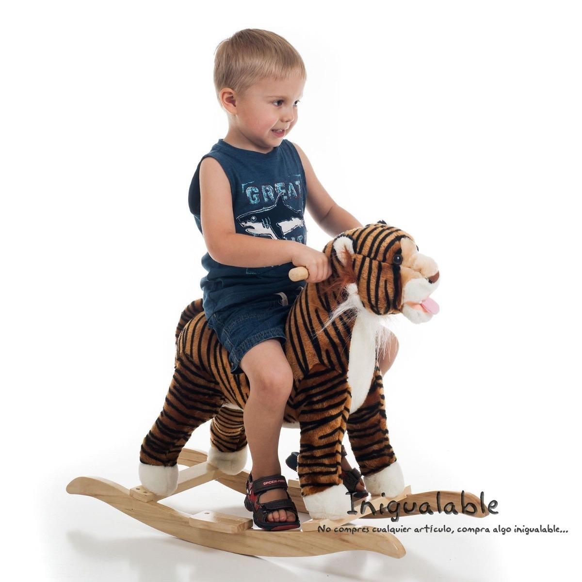 Mecedora para ni os de tigre 2 en mercadolibre - Mecedora para ninos ...