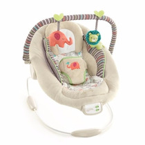 Sillita Mecedora Bebe Bouncer Comfort & Harmony Cozy Kingdom