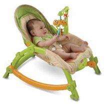 Silla Mecedora Vibradora Fisher Price Lizards