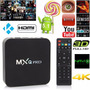 Smart Tv Box Mxq Android 5.1 Lollipop,dual Band, 2g 8g, 4k
