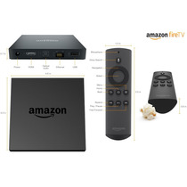 Reproductor Amazon Fire Tv 1080p Multimedia Streaming Hdmi