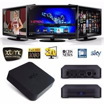 Android Tv Box M8s 4k 1gb Ram Kodi ¡rapidísimo! Wifi Bt4.0