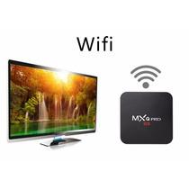 ¡oferta Solo Hoy! Android Tvbox Mxqpro 4k Wifi Usb Hdmi