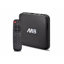 Tvbox M8 4k Hd Bluetooth Netflix Youtube Juegos Hd
