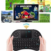 Mini Teclado Touchpad Mouse Android Tv Ps3 Xbox Msi