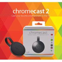Chromecast 2, Convierte Tu Tv En Smart, Original, Nuevonuevo