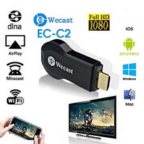 Miracast Wecast Hdmi Inalámbrico Dongle Wifi Apple Tv